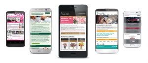 Responsive email marketing campaigns on mobile
